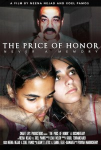 mindie-winners-august2015-poster-The Price of Honor